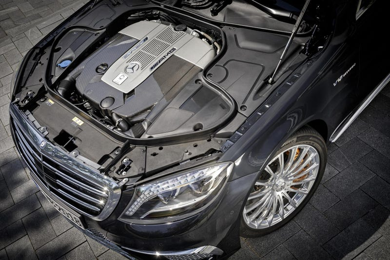 2014 Mercedes-Benz S 65 AMG: Everything Plus More Of Everything