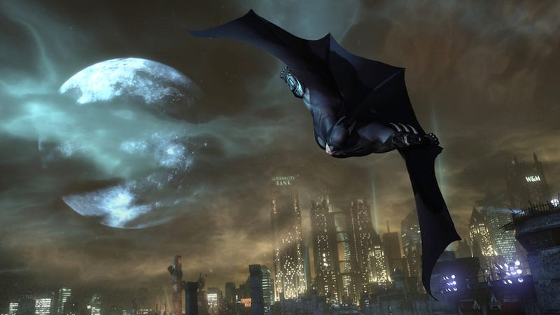 Batman: Arkham City Creator's Next Game Slated For 2014?