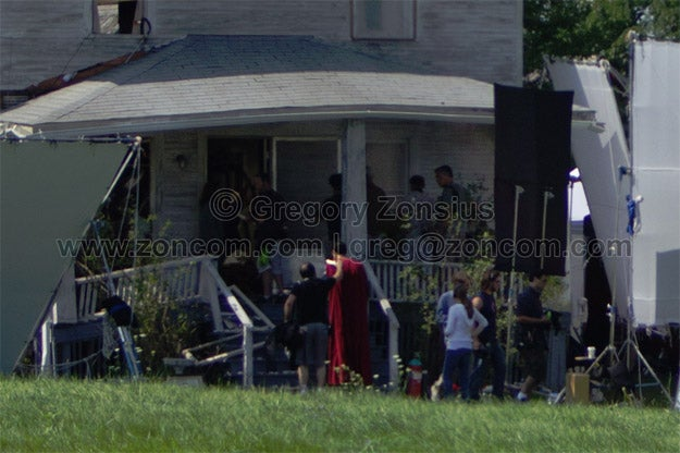 Superman Man of Steel Set photos