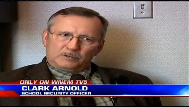 Security Officer Hired by School in Response to Sandy Hook Shooting Forgets to Take Handgun With Him When Exiting Student Restroom