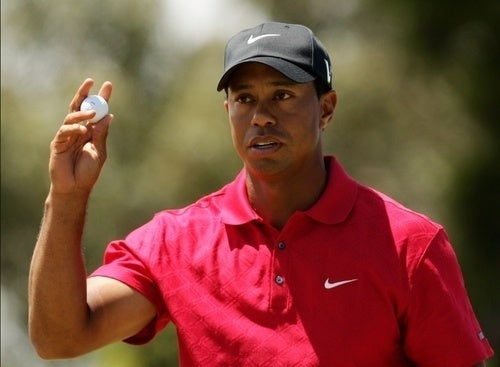 A Simple Plan for Tiger Woods: Play Some Golf
