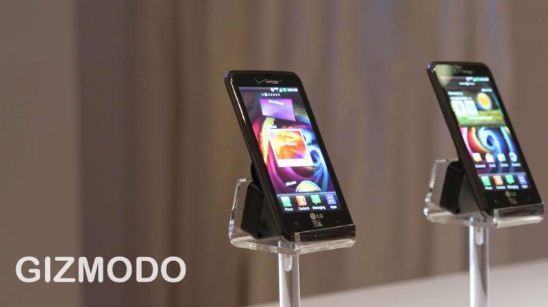 LG's Spectrum Smartphone Beats Retina Display (On a Larger Screen!)
