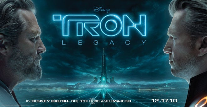 Tron: Legacy Reviewed by Tron Guy Himself