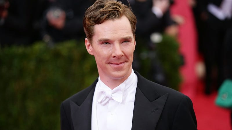 Tumblr Husband Benedict Cumberbatch Was Once Deemed Too Unsexy for TV