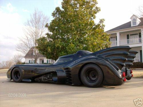The Tim Burton Batmobile Is For Sale