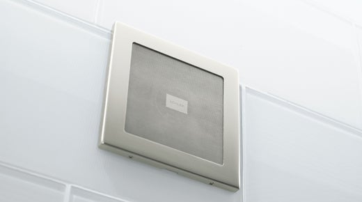 Polk Audio's SoundTile Speakers Spray Your Shower With Sound