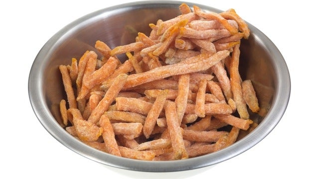 Freeze Half-Cooked French Fries For Extra Crunch
