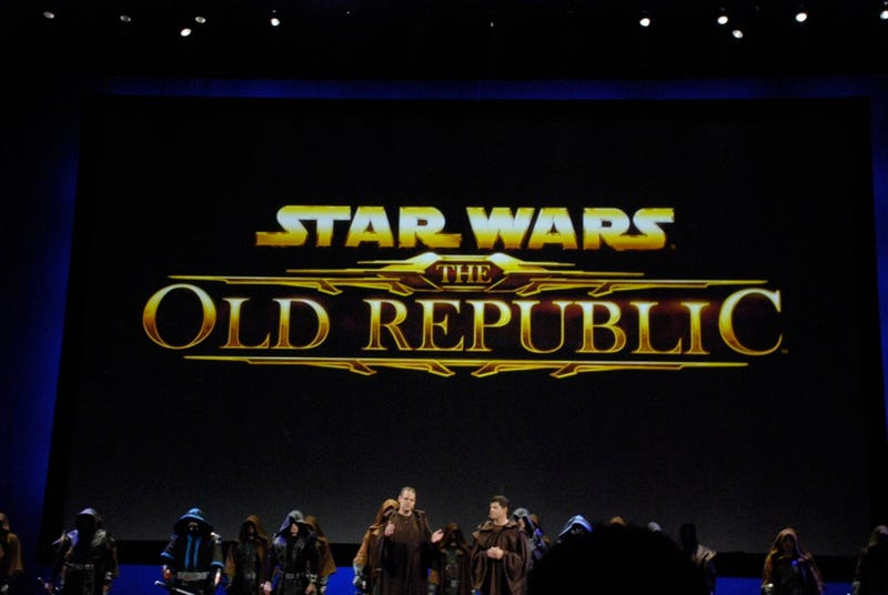 Old Republic Is All-Talk (Literally)