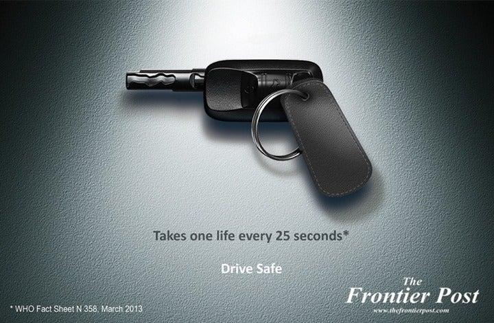 Just a Reminder- Drive Safe