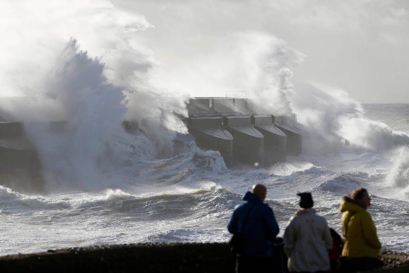 Hurricane-Force Winds Kill Seven in Europe