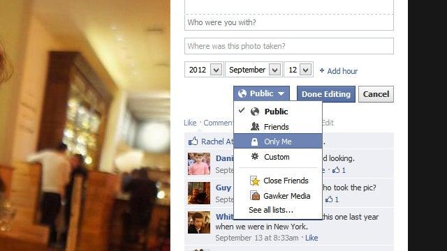 Childproof iPhones, Hidden Facebook Photos, and Laundry Detergent