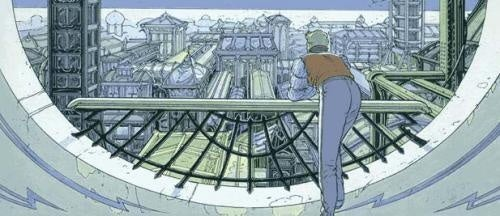 The Otherworldly Architecture of François Schuiten