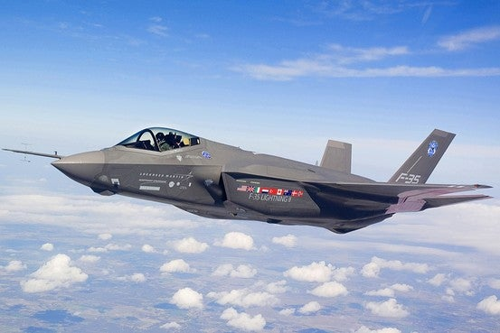 Cyber-Spies Hack Into Ultra-Sensitive Pentagon Fighter Jet Project