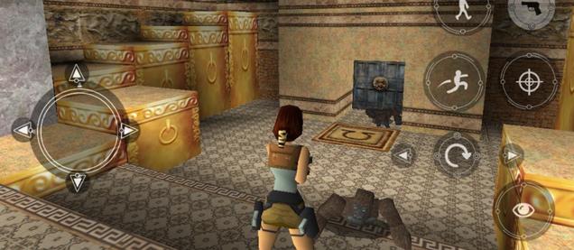 jugar a tomb raider: