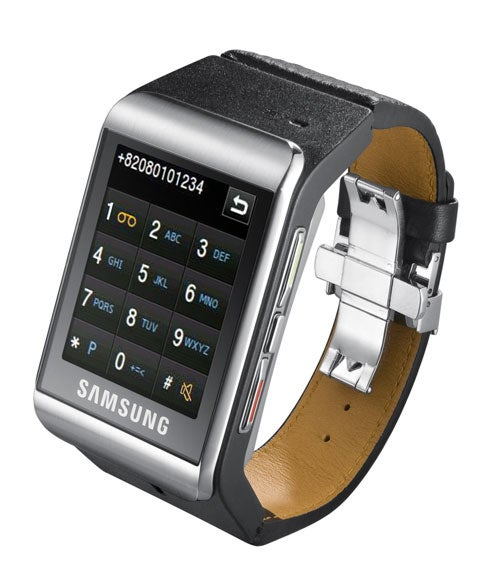 "Samsung ""World's Thinnest"" Watchphone Also Happens to Be One of the World's Only Watchphones"