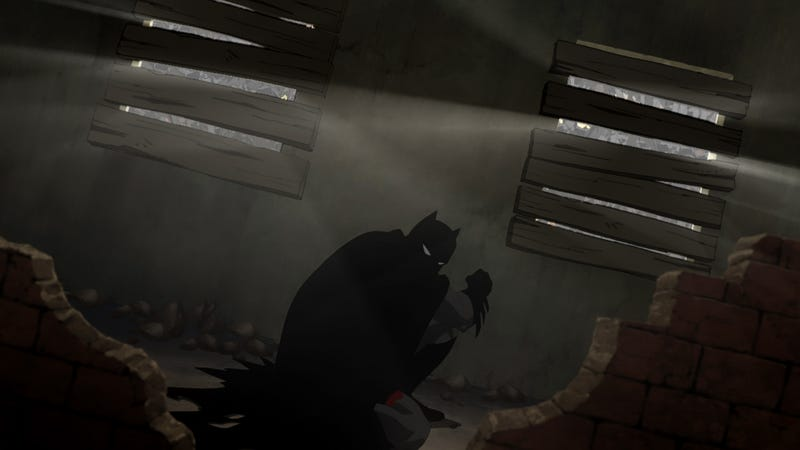Breaking Bad's Bryan Cranston is the real star of Batman: Year One