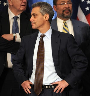 Will Rahm Emanuel Turn The Obama-McCain Meeting Into A Dance-Off?