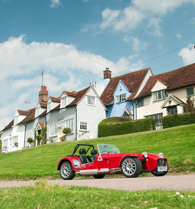 40 Buyers Will Get A Special Caterham To Celebrate 40 Years Of Fun