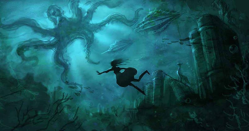 OZombie Shuttered as American McGee Pursues Alice Film Rights