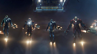 8 Alternate 'Buster' Iron Man Suits that are cooler than the Hulkbuster