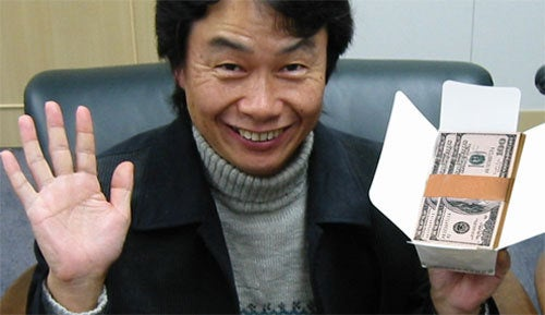 Nintendo, Please Pay Mario's Creator More Money [Update]
