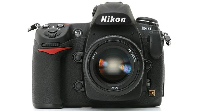 Nikon's Monster 36 Megapixel D800 Arriving Next Month?