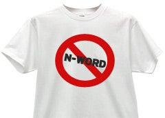 How Do You Spell the N-Word Anyway?