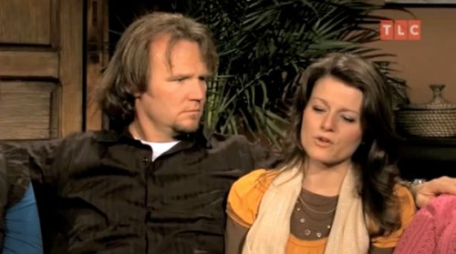 "First Look: New Polygamy Show Sister Wives Suggests We ""Rethink"" Marriage"