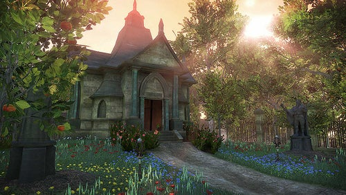 The World of Fable II Wastes Less Than The World of Fable I
