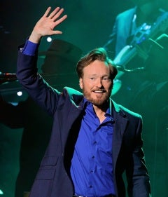 Conan O'Brien Makes Tonight Show Run Against Itself In the Emmys