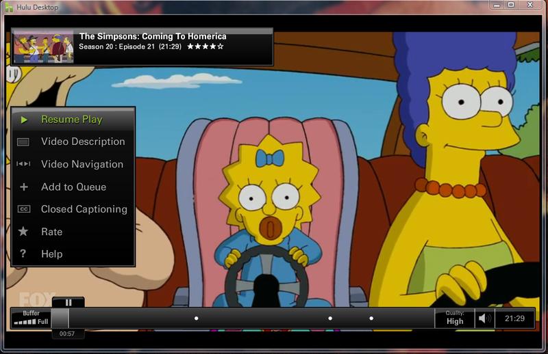 Hulu Launches Remote-Friendly Desktop Application