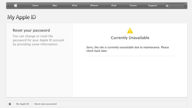 Report: Apple Passwords Can Be Reset With Just Email and Birthday