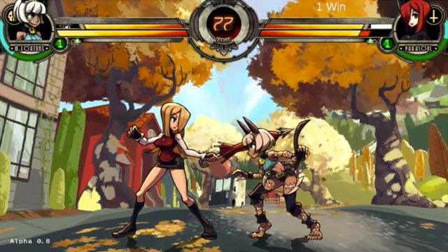 Skullgirls's Latest Lady Fighter, Ms. Fortune, Is All About Decap Attacks