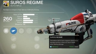 Great, <em>Destiny</em>'s Auto-Rifles Are About To Get Worse