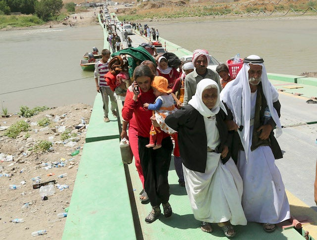 American Advisers Find Improved Conditions for Yazidis on Mount Sinjar