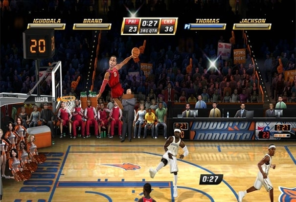 Elite's Meltdown May Get More Into A Jam — But Not On The Wii
