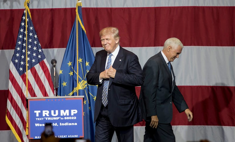 Reports: Donald Trump Tried to Back Out of VP Pick at Midnight