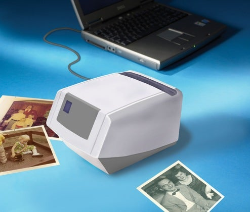 "Photograph-to-Digital-Picture Converter Sounds A Lot Like ""Scanner"""