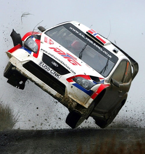 EXCLUSIVE: The Most Spectacular WRC Crashes ...In HD