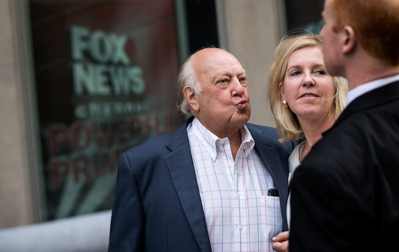 Roger Ailes Out at Fox News After Sexual Harassment Scandal