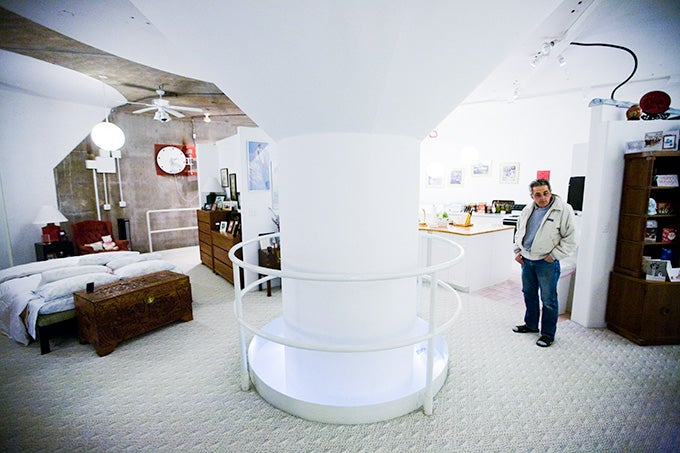 From Abandoned Nuclear Missile Silo to Kickass Home