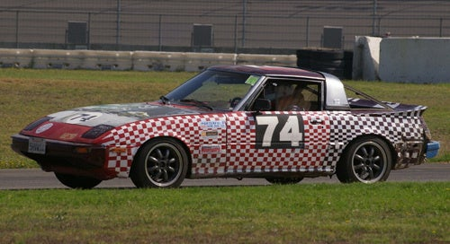 Blackjack! 21 Cars Of ChumpCar