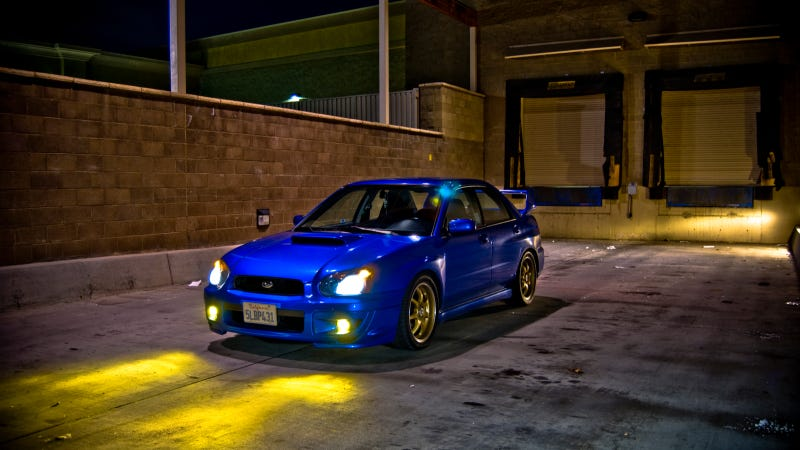 Your Ridiculously Awesome Subaru WRX Wallpaper Is Here