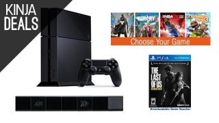 The PS4 Bundle Deals Keep Getting Better