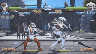 <i>Final Fantasy XIV</i> The Fake Fighting Game
