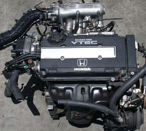 Workhorse Engine of the Day: Honda B