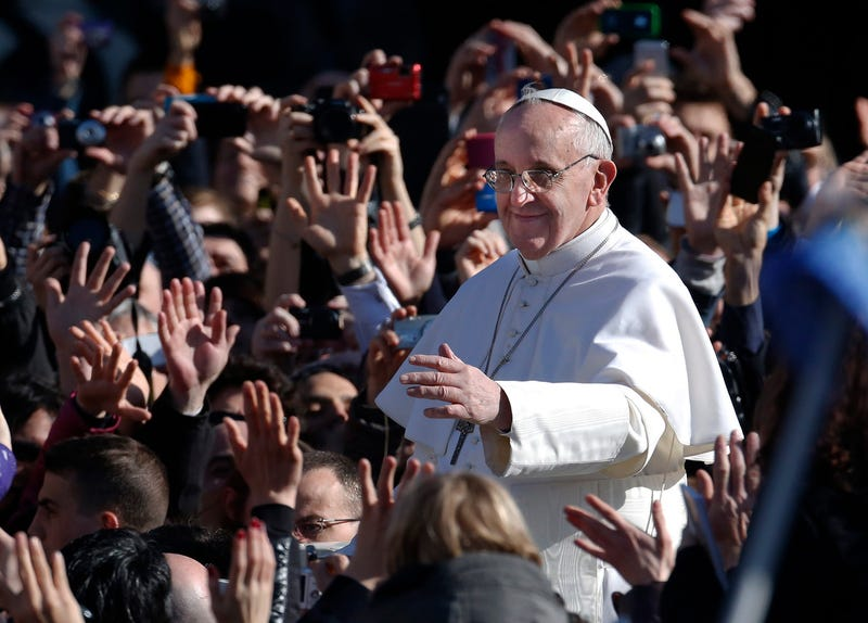 "Here Are 11 Top ""Screw Capitalism"" Lines in Pope Francis' New Message"