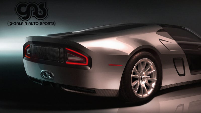 The 1,024-HP Galpin Ford GTR1 Could Be A GT40 For The 21st Century