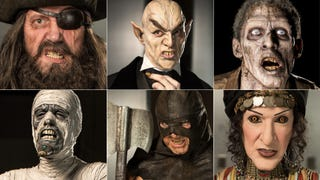 Behold The Real-Life <i>Goosebumps</i> Monsters For The Insane <i>Goosebumps</i> Film
