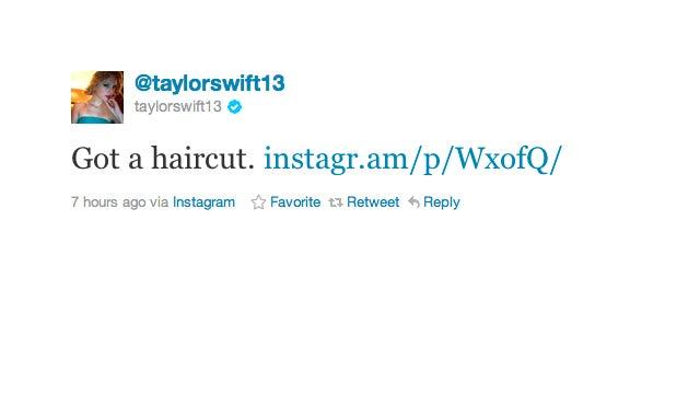 Breaking: Taylor Swift Got Bangs